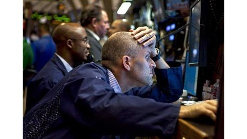 Wall Street vive pior semana do ano