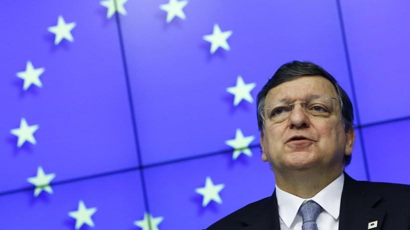 Reunião entre Durão Barroso e Katainen é