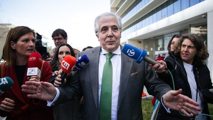 Operação Fizz: Julgamento começa com Manuel Vicente ausente