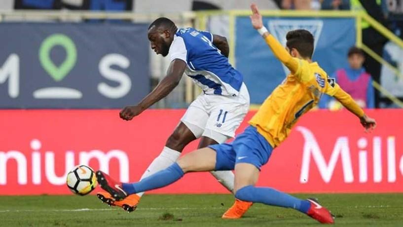 PGR recebe denúncia sobre Estoril-FC Porto