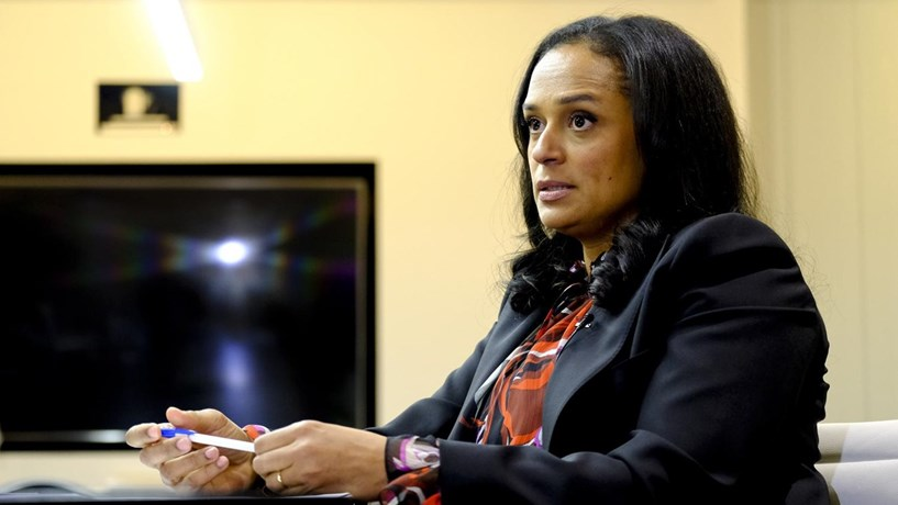 Isabel dos Santos is a shareholder of Unitel, with 25% of the capital