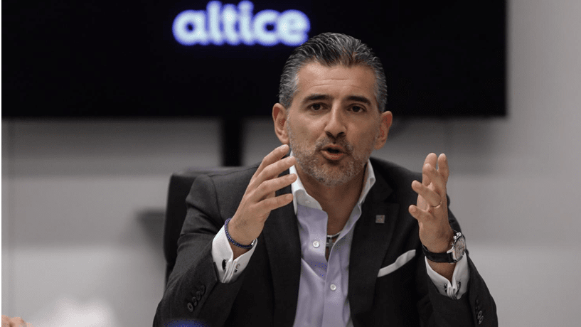 Altice: Oferta comercial do 5G só no final de 2020