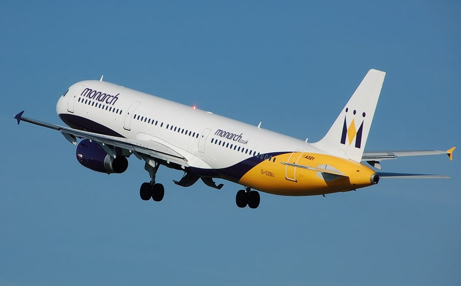 13º Monarch Airlines - 88,18%
