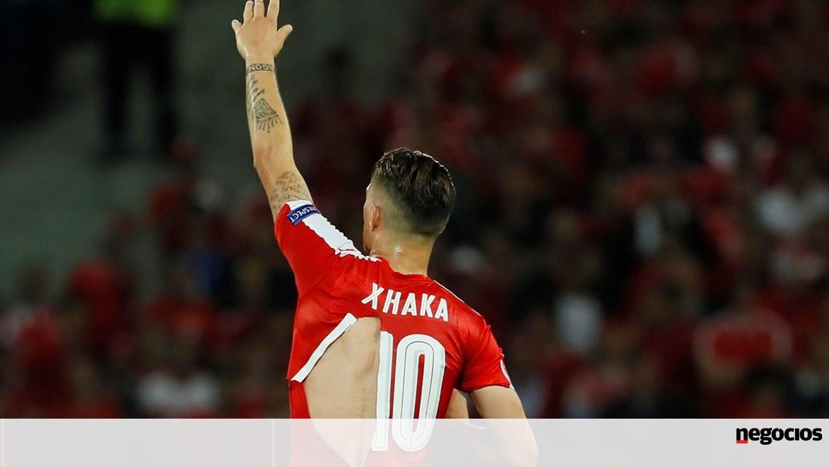 Puma e as camisolas da Suíça no Euro: a culpa é das linhas