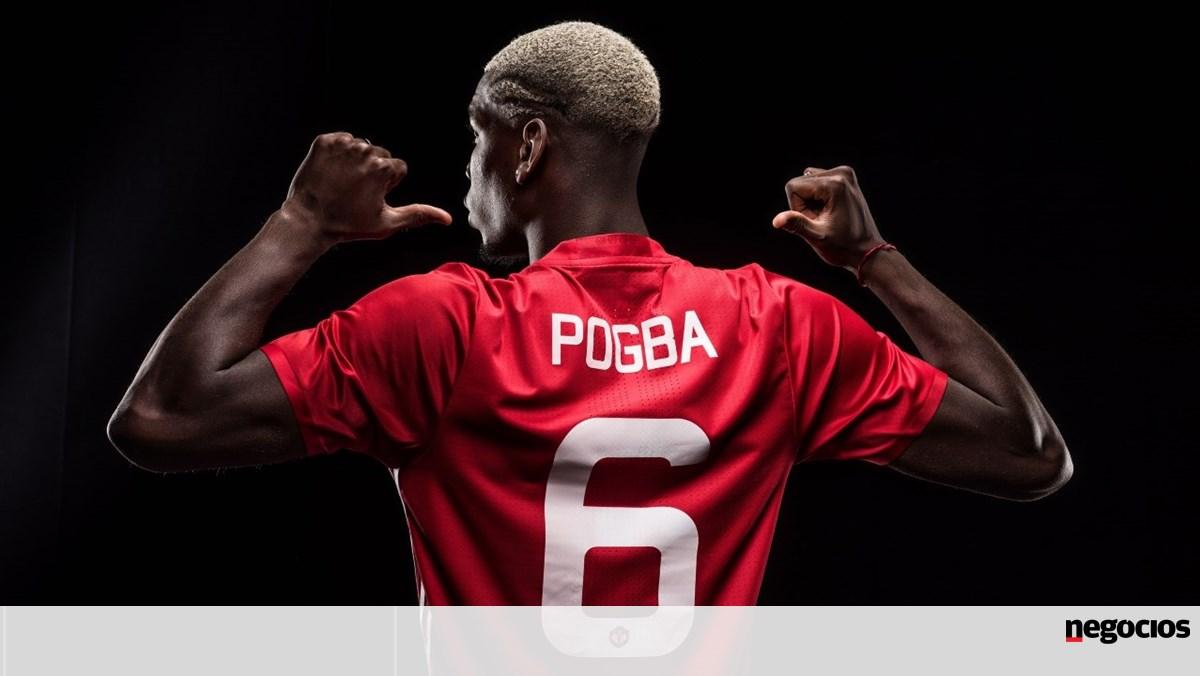 Pogba está confirmado no United e torna se no futebolista