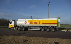 Lucros da Shell disparam no primeiro trimestre