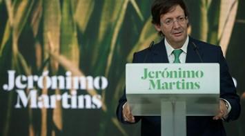 4c25920a94 Jerónimo Martins regista a maior subida em três anos