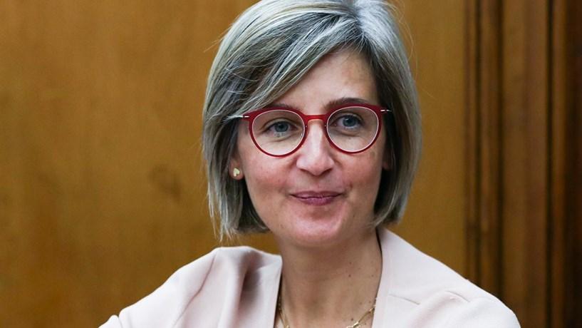 Marta Temido - Ministra da Saúde